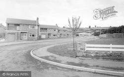 Chard, Snowdon Heights c.1965