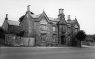 Chard, The Almshouses c.1965