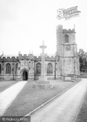 Chard, The Church c.1965