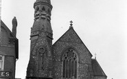 Chard, The Congregational Church c.1950
