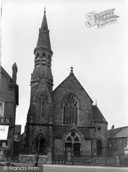 The Congregational Church c.1950, Chard