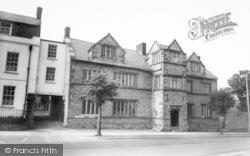 Chard, The Grammar School c.1960