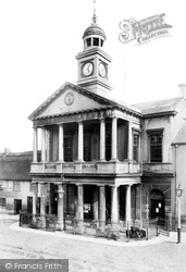 The Guildhall 1907, Chard