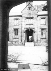 The Old Court House c.1955, Chard