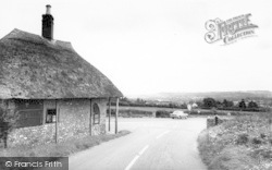 Chard, The Old Toll House c.1965