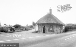 Chard, The Toll Old House c.1965