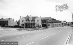 Victoria Hotel c.1965, Chard