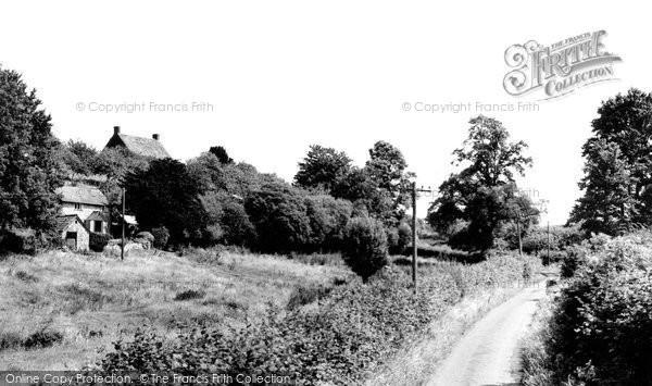 Chardstock, Burridge c1960