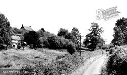 Burridge c.1960, Chardstock