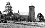 Chardstock, St Andrew's Church c1960