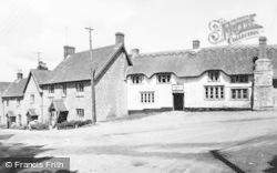 The Square c.1960, Chardstock