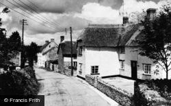 The Village c.1960, Chardstock