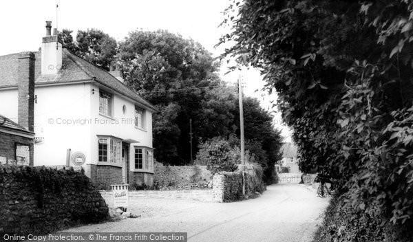 Chardstock, the Village c1960