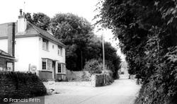 The Village c.1965, Chardstock