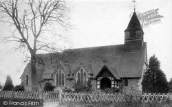Charfield, Church Of St John The Evangelist 1900