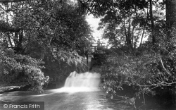 Charfield, Mill Falls 1904