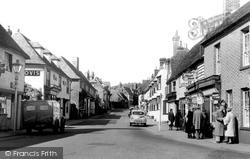 Charing, High Street c.1960