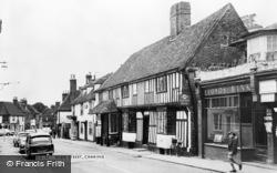 Charing, High Street c.1965