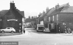 Charing, Main Street c.1965