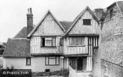 Charing, Peirce House c.1965