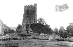 Charing, St Peter's Church c.1955