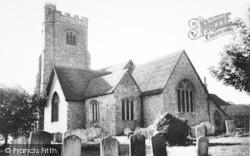 Charing, St Peter's Church c.1965