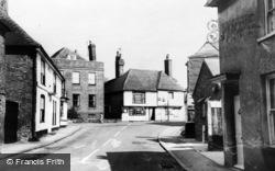 Charing, The Village c.1960