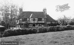 Charing, Wickens Manor c.1960