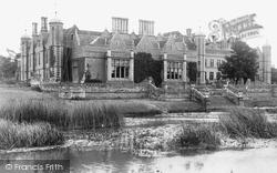 Charlecote, Charlecote Park c.1955