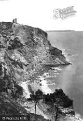 Apple Tree Mine Beach 1912, Charlestown