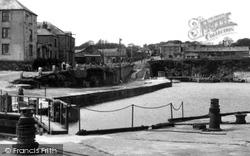 From The Lock Gates c.1955, Charlestown