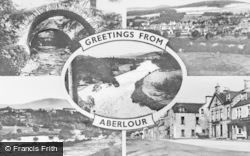 Charlestown Of Aberlour, Composite c.1945