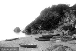The Beach 1890, Charlestown