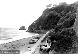 The Beach 1912, Charlestown
