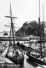 Charlestown, the Harbour 1912