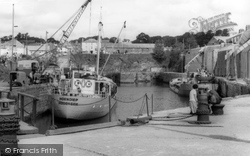 The Harbour c.1960, Charlestown