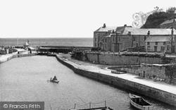 The Lock Gates c.1955, Charlestown
