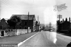 The Street c.1955, Charlestown