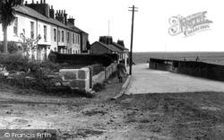 The Terrace c.1955, Charlestown