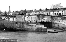 View From West Pier c.1955, Charlestown