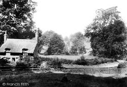 Brick Kiln Lane 1903, Charlton