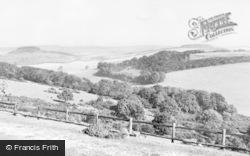 Charlton, Charlton Down c.1955