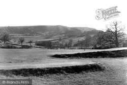 Charlton Kings, Leckhampton Hill From Lilley-Brook Golf Course c.1950