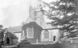 West Charlton Church 1904, Charlton Mackrell