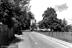 St Mary's Church c.1955, Charlton Marshall