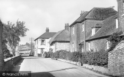 Charlton, The Village c.1950