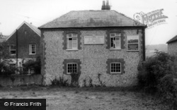 Charlton, Woodstock House c.1955