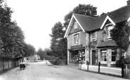 Charlwood, High Road 1904