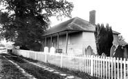 Charlwood, Old Chapel 1906