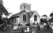 Charlwood, the Church 1904